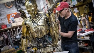 Download Adam Savage's One Day Builds: Chewbacca and C-3PO! Video