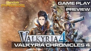 Download Valkyria Chronicles 4 - GAME PRESS PLAY Video