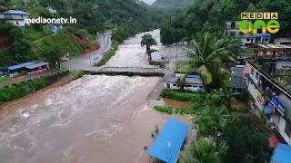 Download അണക്കെട്ട് തുറന്നതിന്റെ ആകാശ കാഴ്ച | Aerial View of flood-hit areas in Kerala Video