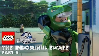 Download Part 2: LEGO® Jurassic World: The Indominus Escape Video