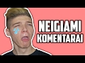 Download NEIGIAMI KOMENTARAI Video