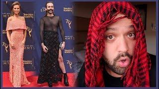 Download ca EMMYs 2018: Mejores y PEORES vestidos!! // gwabir Video