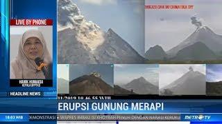 Download BPPTKG: Erupsi Gunung Merapi Siang Tadi Merupakan Erupsi Kecil Video