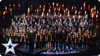 Download Welsh choir Côr Glanaethwy raise the roof | Semi-Final 1 | Britain's Got Talent 2015 Video