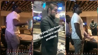 Download Casanova 2X snaps and tries to fight racist MGM staff for kicking him out for nothing Video