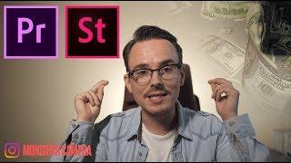Download ADOBE STOCK : TRANSFORMER SES RUSHES EN EUROS !! ( FACILE EN 5 MINUTES ) Video