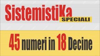 Download Sistemi Speciali - 45 numeri in 18 Decine Video