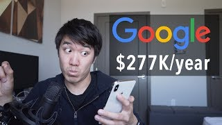 Download He Got A $277K Google Offer by Lying! Video