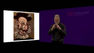 Download Reading Written Language is One Form of Reading the World | Marlon Kuntze | TEDxGallaudet Video