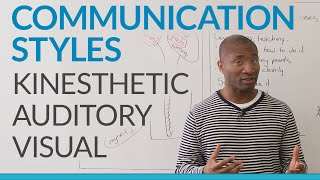 Download Conversation Skills: What's your communication style? Video