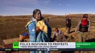 Download 'They will kill if necessary': Historian scolds crackdown Of DAPL protest (VIDEO) Video