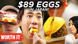 Download $1 Eggs Vs. $89 Eggs • Japan Video