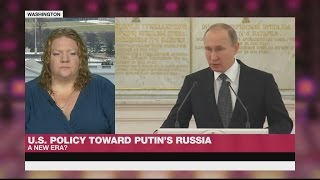 Download US policy towards Putin's Russia: A new era? Video