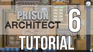 Download Prison Architect Alpha 36 Tutorial #6 | Prison Policy and Parole | Nic 360 Video