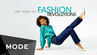 Download 100 Years of Fashion: Revolutions ★ Glam Video