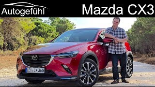 Download Mazda CX3 FULL REVIEW Facelift 2019 CX-3 test - Autogefühl Video