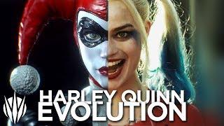 Download HARLEY QUINN EVOLUTION (FULL) 1993-2017 Video