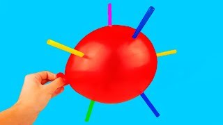 Download 10 AWESOME BALLOON TRICKS! Video