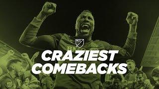 Download CRAZIEST MLS COMEBACKS Video