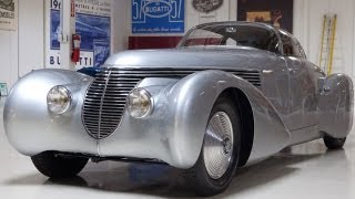 Download Peter Mullin & the 1938 Hispano-Suiza Dubonnet Xenia - Jay Leno's Garage Video
