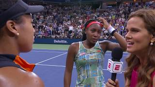 Download Naomi Osaka vs. Coco Gauff - A Night to Remember Video