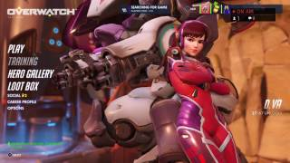 Download Overwatch level 100 push with Noah and Death Adderprime Part 5 Video