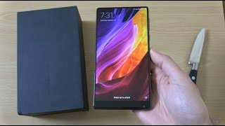Download Xiaomi Mi Mix - Unboxing & First Look! (4K) Video