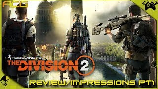 Download Tom Clancy's The Division 2 Review ″Buy, Wait for Sale, Rent, Never Touch?″ Score in 1st Comment Video