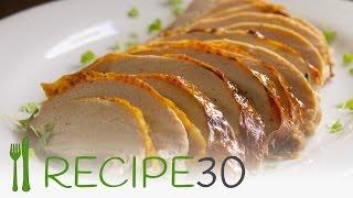 Download Hidden secret to MOIST TURKEY BREAST ROAST RECIPE with gravy, dry brine super moist! Video