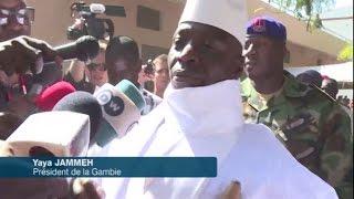 Download Gambie / Présidentielle : Yahya Jammeh face à deux adversaires Video