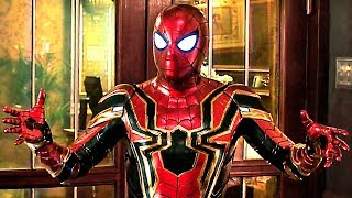 Download SPIDER MAN: FAR FROM HOME Trailer (2019) Video