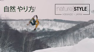 Download Naturestyle: Hokkaido Japan - Official Trailer - Funner Snowboarding [HD] Video