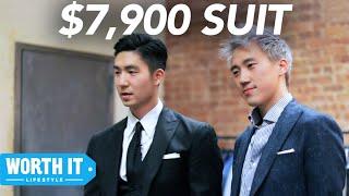 Download $399 Suit Vs. $7,900 Suit Video