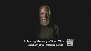 Download Talking Dead - Chris Hardwick on Scott Wilson (Hershel) Video