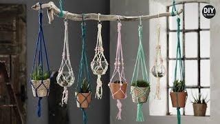 Download DIY by Panduro: Trendy hanging pots Video