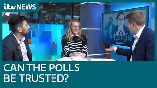 Download Can we trust the 2019 UK election polls and how will the Brexit Party perform? | ITV News Video