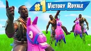 Download We Made a 60+ Player Llama HORDE! Video