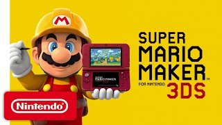 Download Super Mario Maker for Nintendo 3DS - Overview Trailer Video