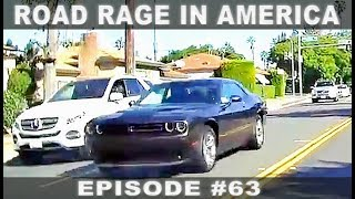 Download AMERICAN ROAD RAGE USA, CANADA #63 / BAD DRIVERS / NORTH AMERICAN DRIVING FAILS Video