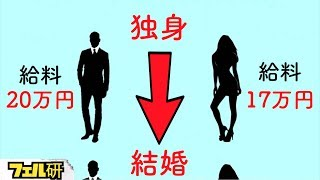 Download 【衝撃】結婚が男性にもたらす生活の変化7選 7 changes in life that marriage would bring to a man Video