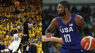 Download Draymond Green Says Kyrie Irving's Game-Clinching 3 Pointer Too Familiar Video