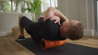 Download Roll Past Your Limits with the TriggerPoint GRID® Foam Roller (15 Sec) Video