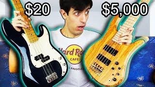 Download $20 Bass Vs. $5,000 Bass Video