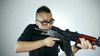 Download GHK AKS-74U GBB Video