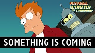 Download Futurama: Worlds of Tomorrow OFFICIAL LAUNCH TRAILER Video