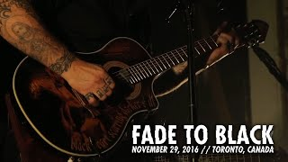 Download Metallica: Fade to Black (MetOnTour - Toronto, Canada - 2016) Video