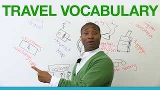 Download Learn English - Travel Vocabulary Video