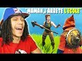 Download 1vs1 Il dit à sa MÈRE qu'il arrête L'ÉCOLE ! (Fortnite) Video