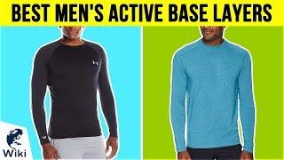 Download 10 Best Men's Active Base Layers 2018 Video