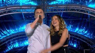 Download Niels Destadsbader en Laura Tesoro - Thinking Out Loud | 2 Meisjes Video